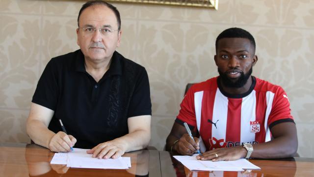 Sivasspor Azubuikeyi kiraladı