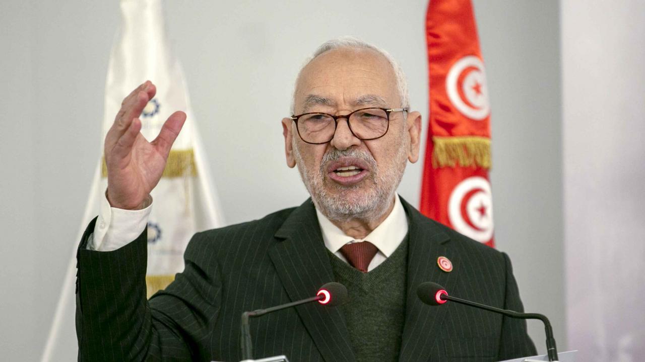 """Tunus'ta Nahda Hareketinden """"anayasal sürece dönülmesi"""" çağrısı"""