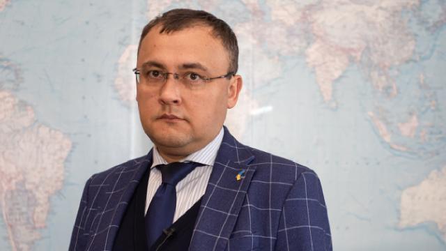 Ukraynanın Ankara Büyükelçisi Vasıl Bodnar oldu