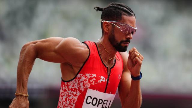 Milli atlet Yasmani Copello yarı finale yükseldi