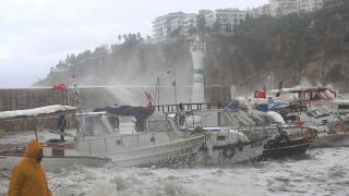 Antalya'da hafta sonu yağış beklentisi