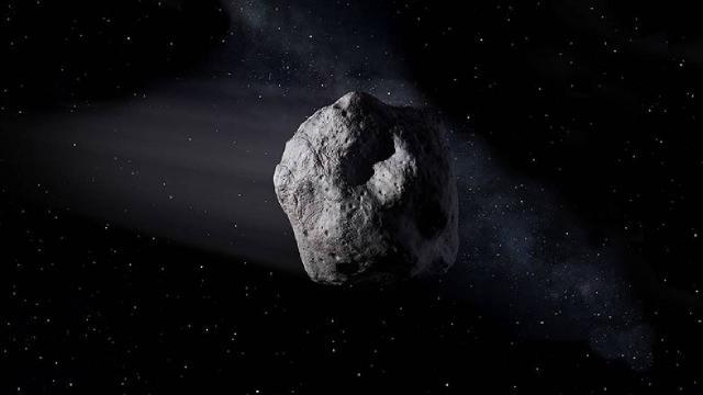 """""""Dev gök taşları Dünya'ya yaklaşıyor"""""""