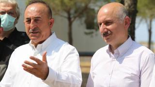 Bakan Çavuşoğlu: Sosyal medyadan panikletme çalışmalarını yakıştıramadım