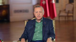 Cumhurbaşkanı Erdoğan: 187 yangından 172'si kontrol altında