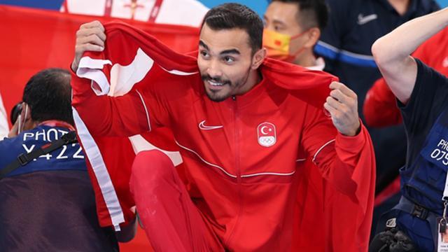 Türk cimnastiğinin olimpiyat madalyası gururu