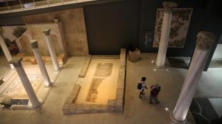 Hatay'ın müze ve ören yerlerine ziyaretçi ilgisi