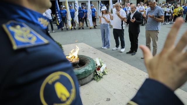 Bosna direnişinin sembolü İgman Savunmasının 28. yıldönümü