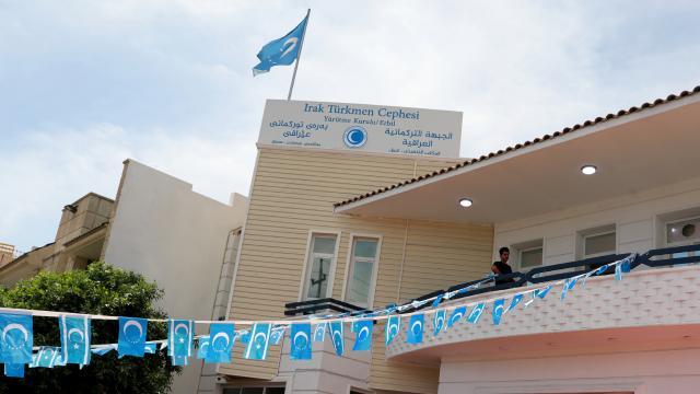 Iraktaki Türkmenlerden Türkiyeye dayanışma mesajı