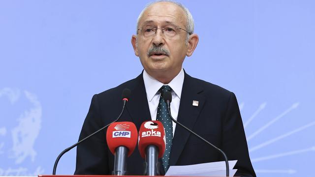 Kılıçdaroğlu: Her orman için güncel ve doğru yangın planı yapılmalı