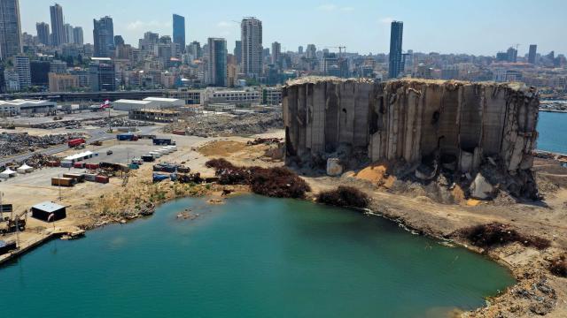 Beyrut patlamasına dair soruşturma tekrar askıya alındı