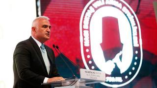 Bakan Ersoy, Hacı Bektaş Veli'yi anma programında konuştu