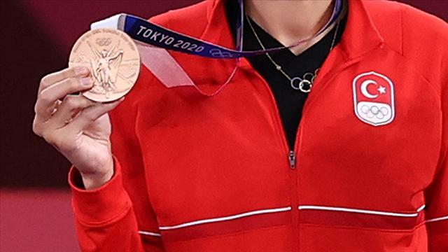 Türkiyenin olimpiyat madalya sayısı 96ya çıktı