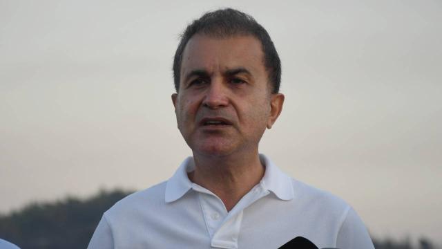 AK Parti Sözcüsü Çelik: Yanan alanların inşaata açılması söz konusu değil