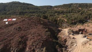 Yayladağı'nda Şakşak Göleti ve Sulama Projesi'nin temeli atıldı