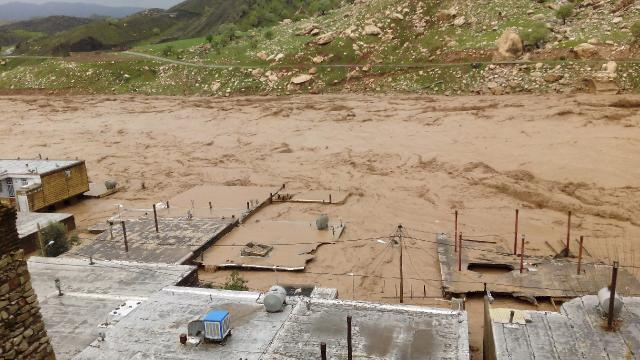 İranda sel felaketi: 3 kişi hayatını kaybetti