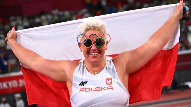 Polonyalı Wlodarczyk üst üste 3. kez şampiyon oldu