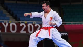 Ali Sofuoğlu, bronz madalya yolunda