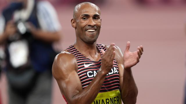 Dekatlonda Kanadalı Damian Warner olimpiyat rekoru kırdı
