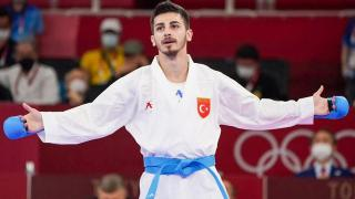 Eray Şamdan olimpiyat ikincisi oldu