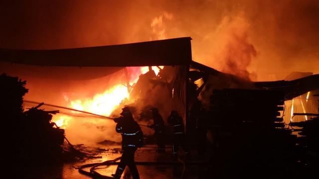 Fasta orman yangını: 700 hektardan fazla alanı etkisi altına aldı