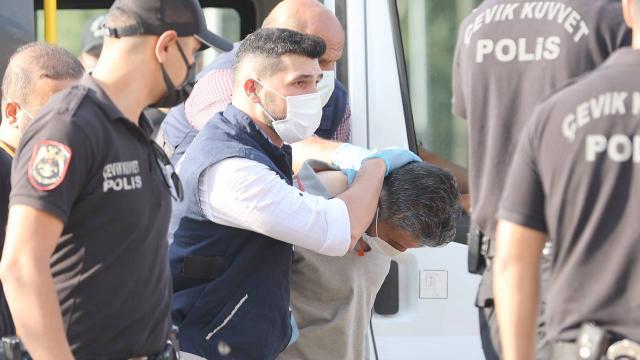 Konyada 7 kişiyi öldüren katil zanlısı tutuklandı