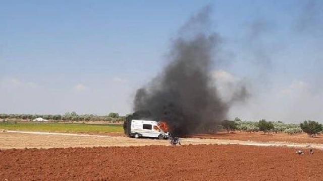 PKK El-Babda sivilleri hedef aldı: 2 ölü