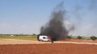 PKK El-Bab'da sivilleri hedef aldı: 2 ölü