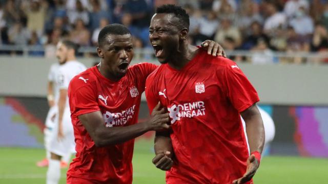 Sivasspor uzatmada kazandı