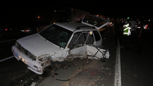 Yozgatta trafik kazası: 7 yaralı