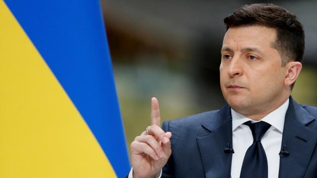 Zelenskiy: Ukraynasız NATO İttifakın kaybı olur