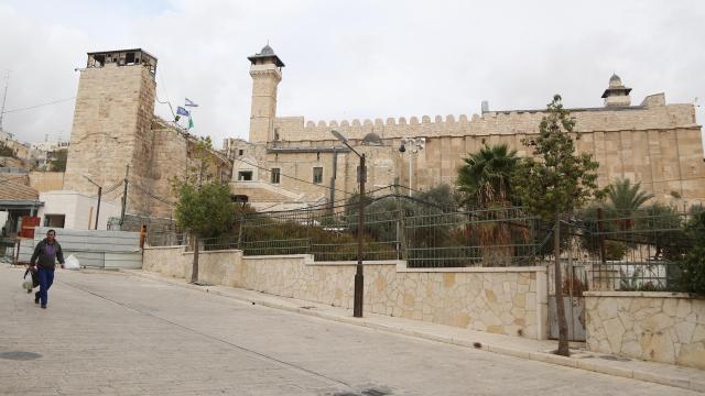 İsrail, Harem-i İbrahim Camiini Müslümanlara kapattı