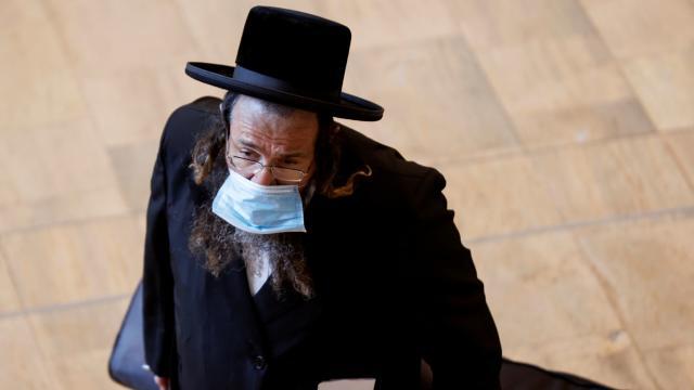 İsrail üçüncü doz gruplarını genişletiyor