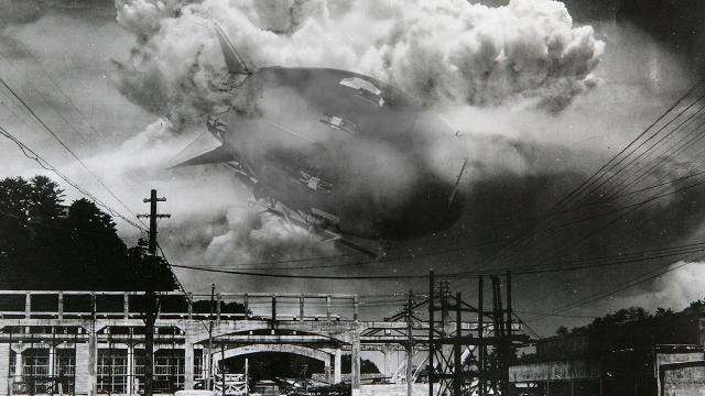 Savaş tarihinin son atom bombalı saldırısı: Nagasaki