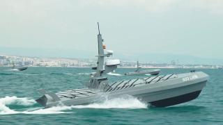 İnsansız deniz aracı sürüsü göreve hazırlanıyor