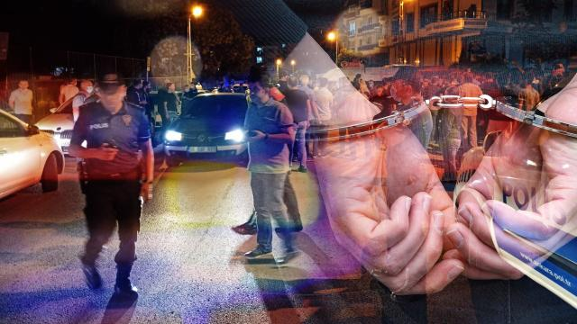 Altındağdaki olaylarla ilgili 4 kişi tutuklandı