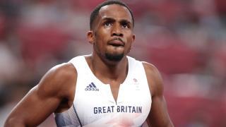 Büyük Britanyalı sprintera dopingden geçici men