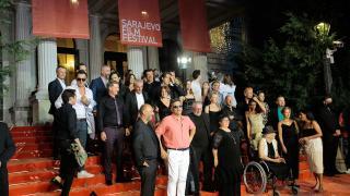 """27. Saraybosna Film Festivali TRT yapımı """"Komşuluk Halleri"""" filmiyle başladı"""