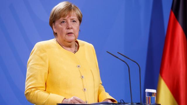 Merkel 16 Ekimde Türkiyeye geliyor