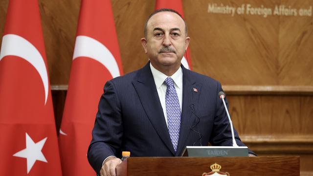 Bakan Çavuşoğlu: Taliban ile iletişimimiz var