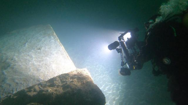 17 Ağustos depreminin izleri deniz altında duruyor