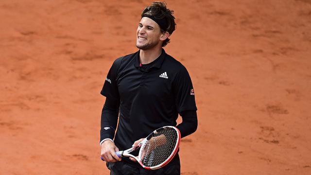 Avusturyalı tenisçi Dominic Thiem sezonu kapattı