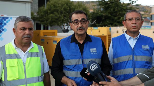 Afet bölgesindeki vatandaşların elektrik faturaları 3 ay ertelenecek