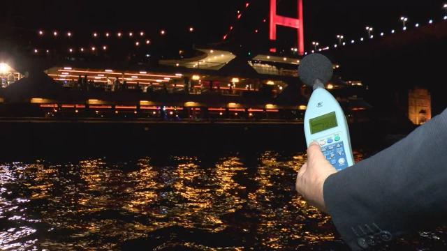 İstanbulda gürültü denetimi