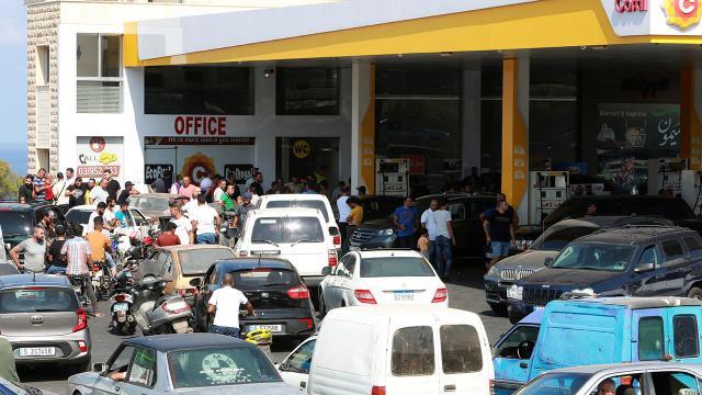 Lübnanda benzine zam yapıldı