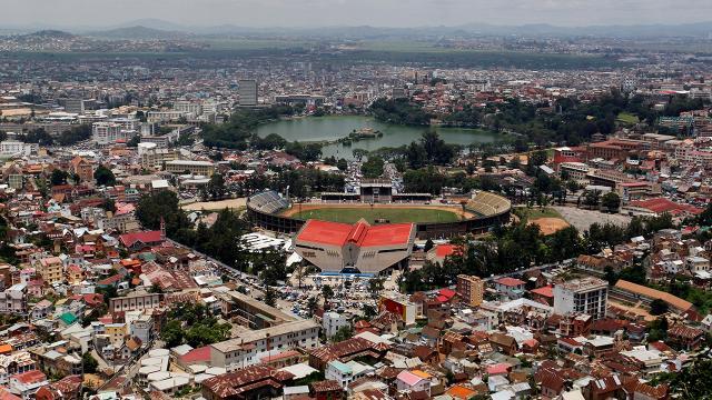 Madagaskarda yeni hükümet kuruldu