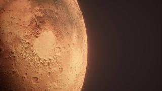 """Mars'ta yaşam yer altında sağlanabilir"""