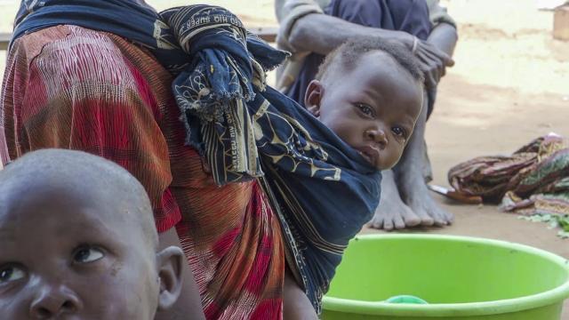 BM: Mozambikte silahlı gruplar çocukları kullandı