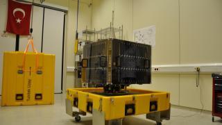 İlk milli yer gözlem uydusu Rasat 10 yaşında