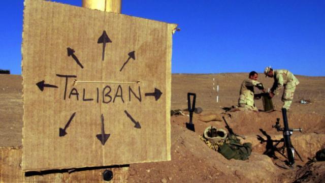 İngiliz heyet Talibanla görüştü