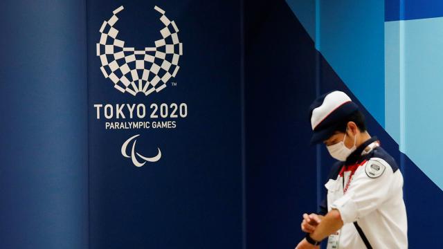 Paralimpik Oyunlarında vaka sayısı 184e yükseldi